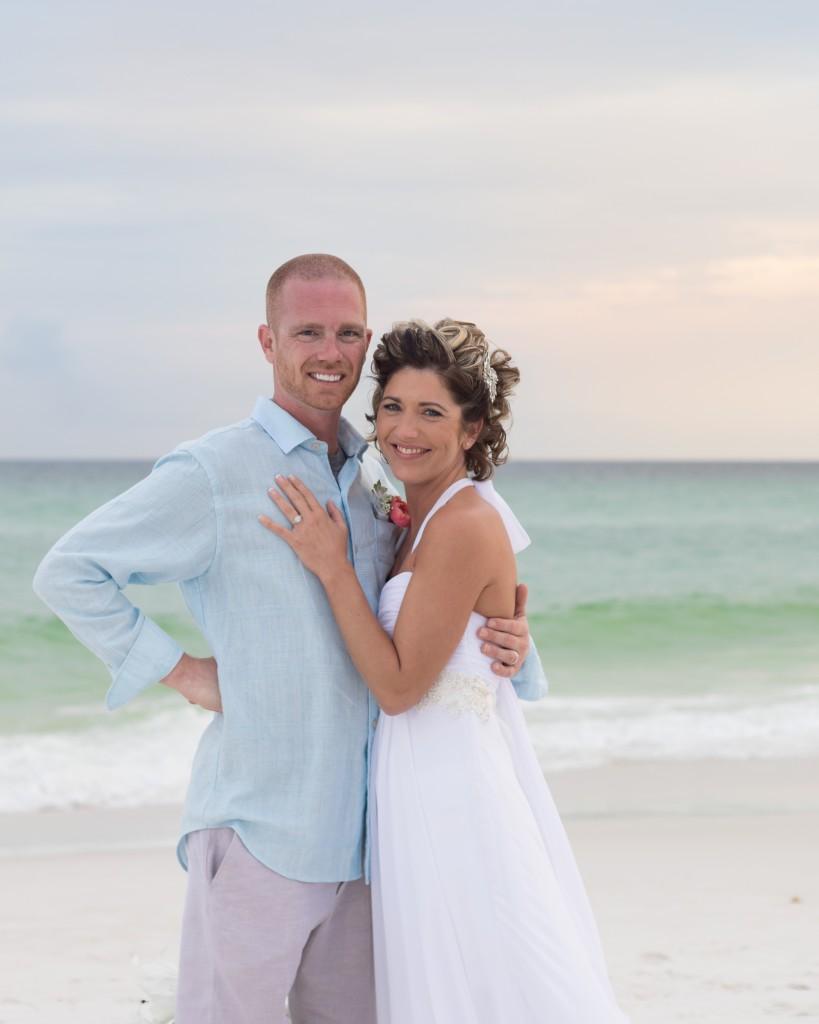 Miramar Beach Wedding Photographer