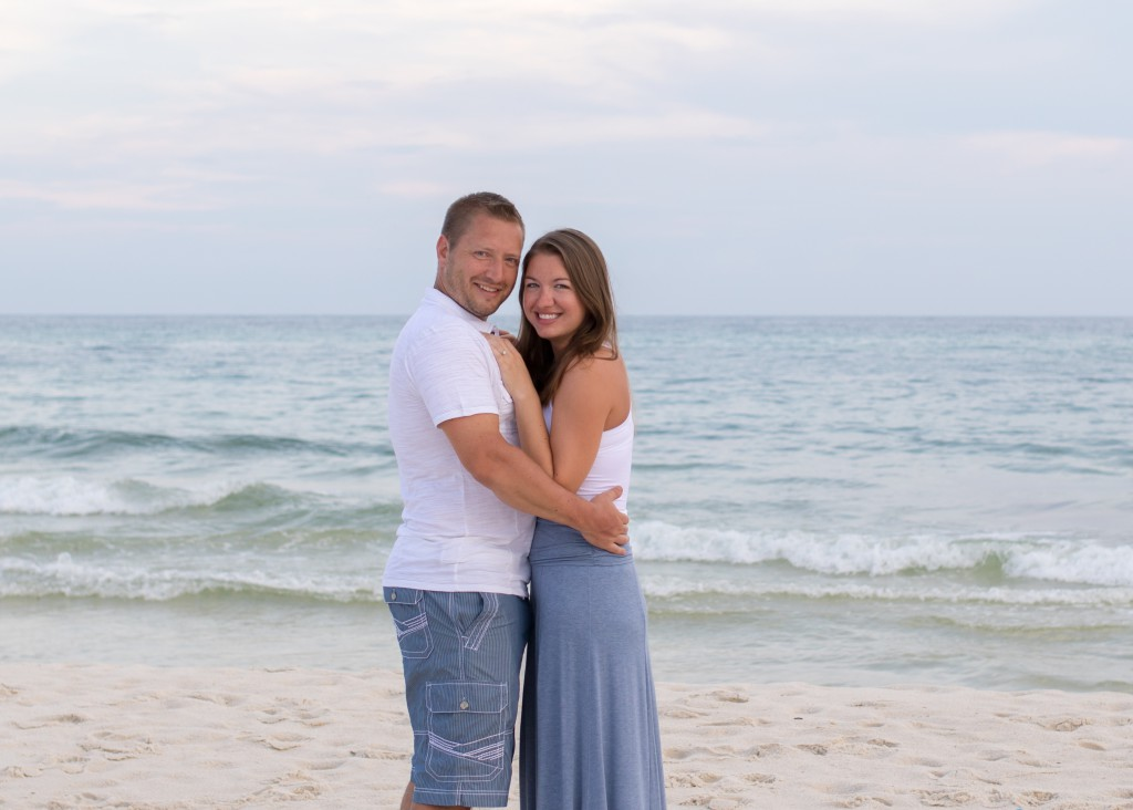 Emerald Coast Engagement Photographer