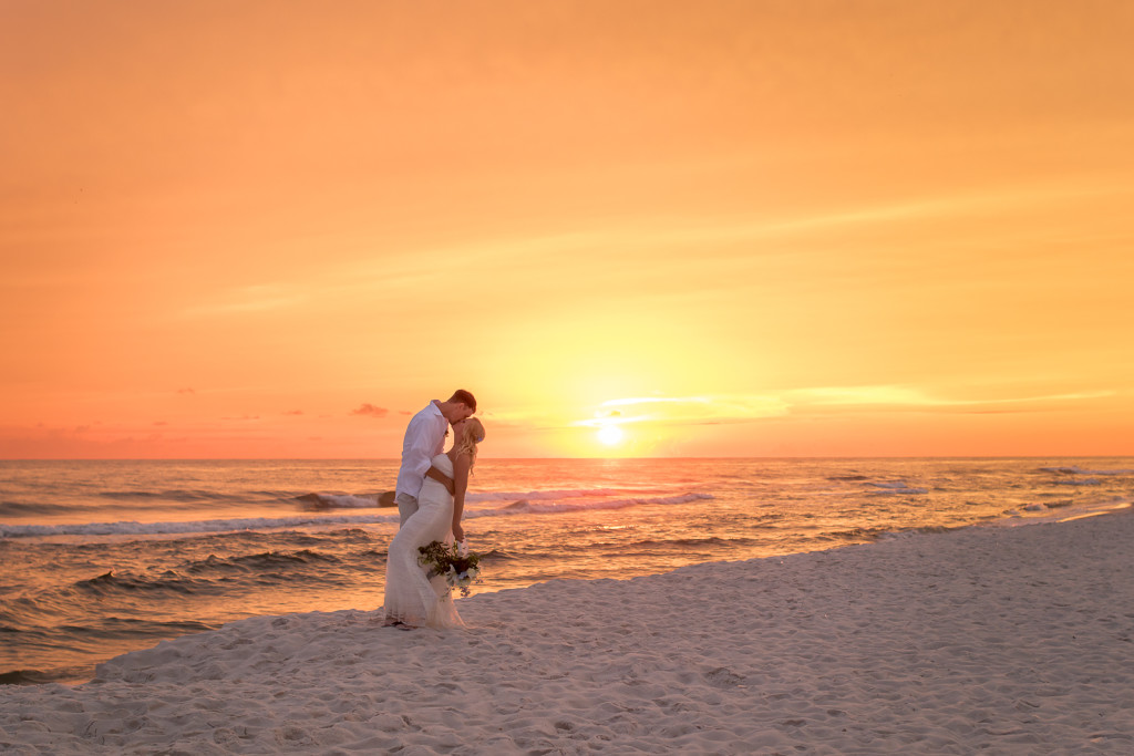 30A Beach Wedding Photographer